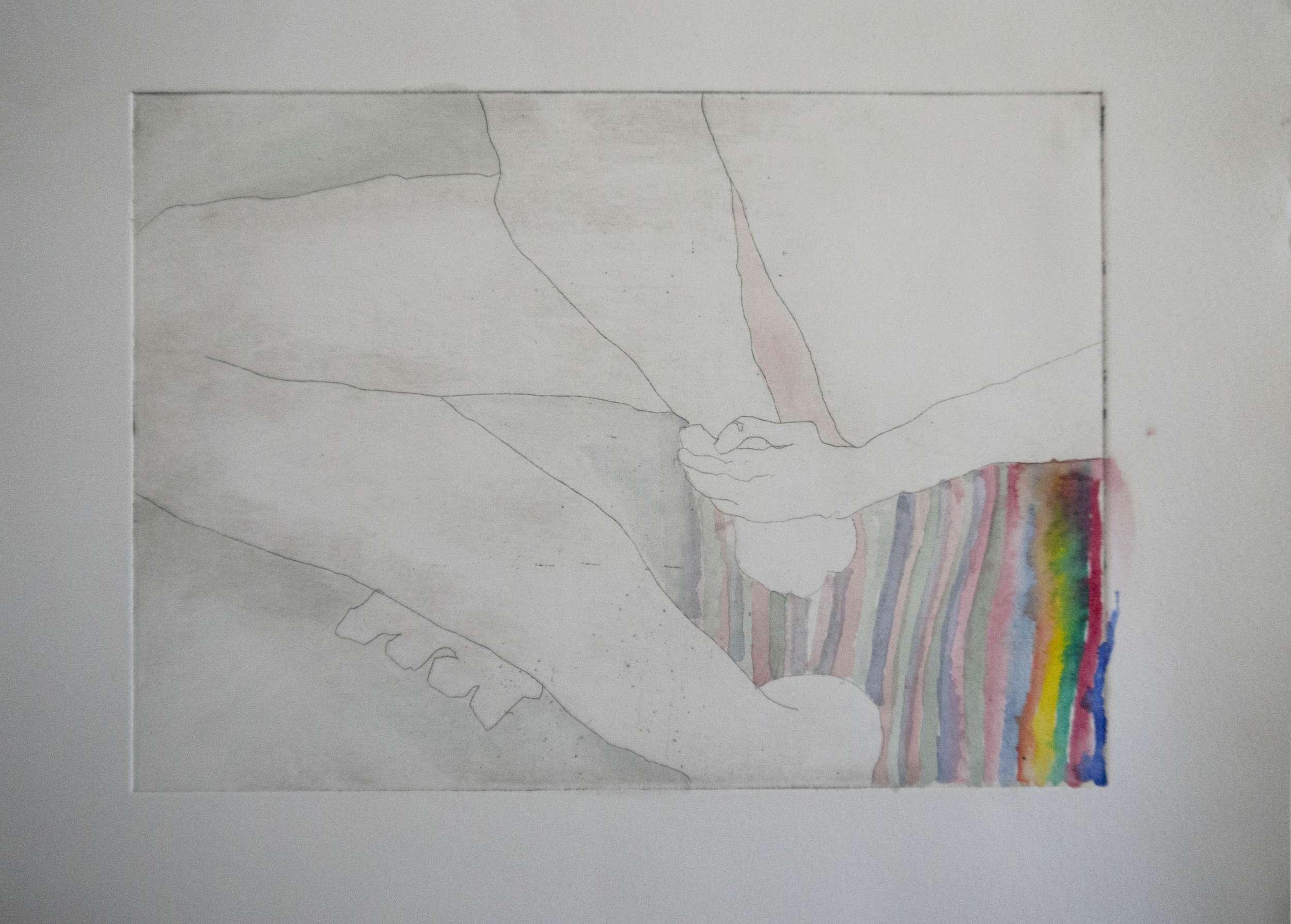 Code 142 LegEtching_rainbow Image