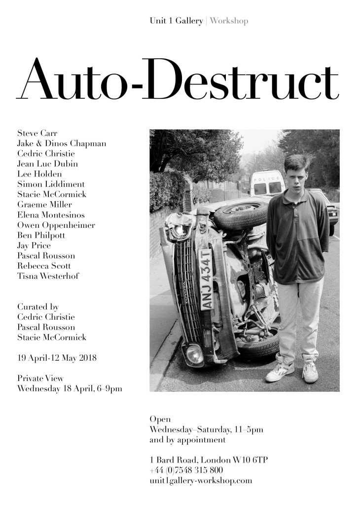 auto destruct poster_smallish